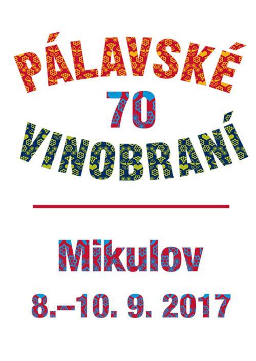 Pálavské vinobraní 2017 plakatyzdarma.cz