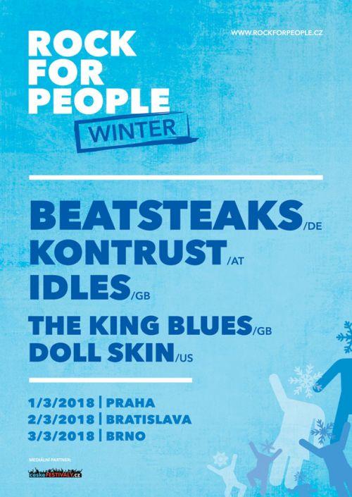 ROCK FOR PEOPLE WINTER plakatyzdarma.cz
