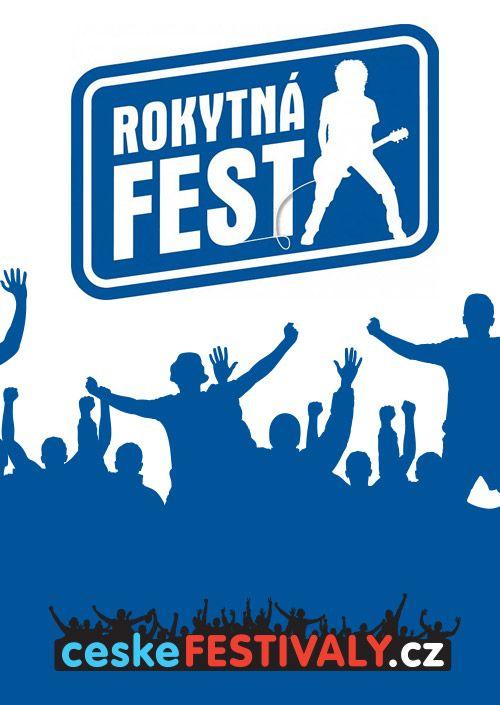 Rokytná fest 2018 plakatyzdarma.cz