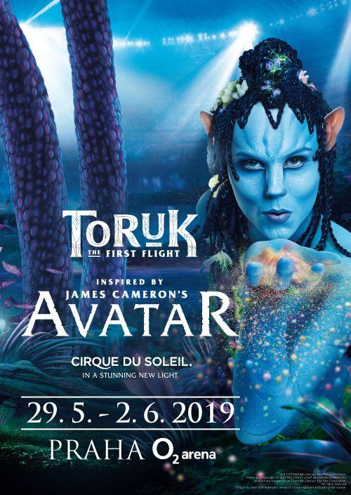 TORUK - the first flight aaadeti.cz