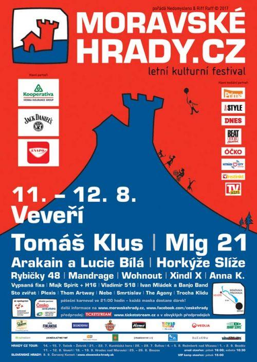 VEVEŘÍ HRADY CZ 2017 plakatyzdarma.cz