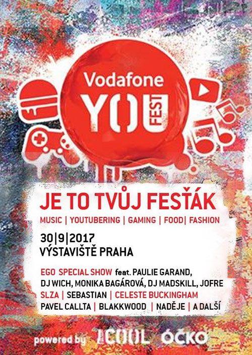 Vodafone Your fest plakatyzdarma.cz