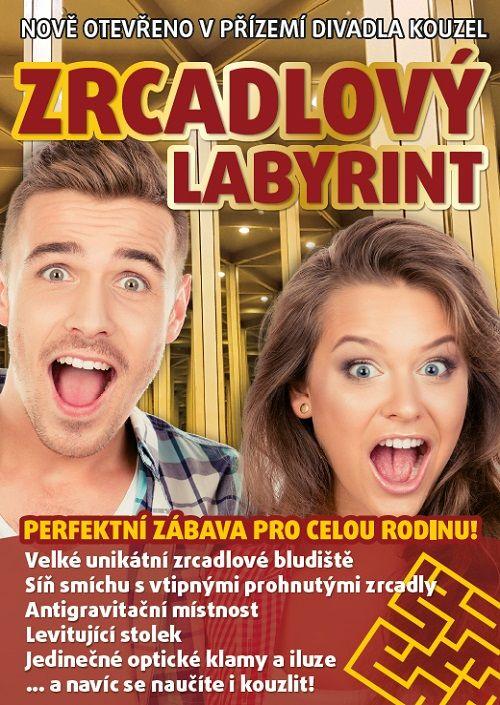 ZRCADLOVÝ LABYRINT aaadeti.cz